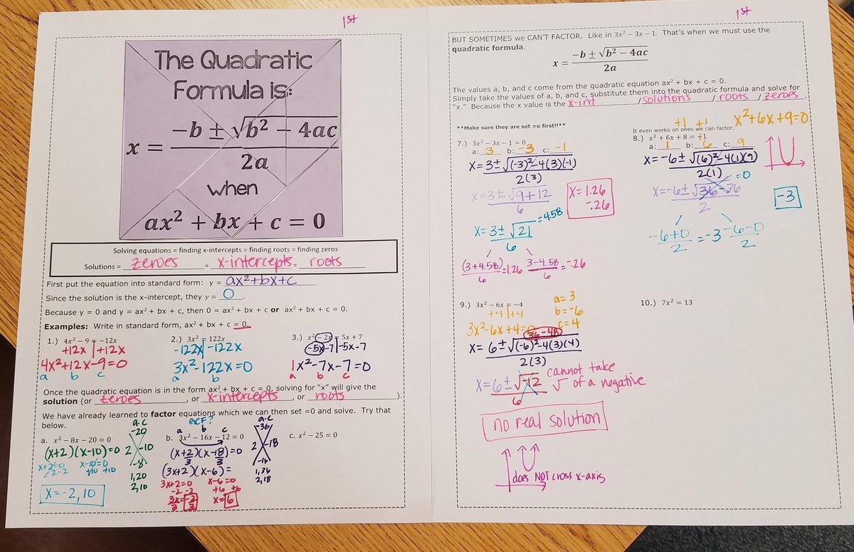 Mrs Richardson S Adventures In Math Class Qualitative