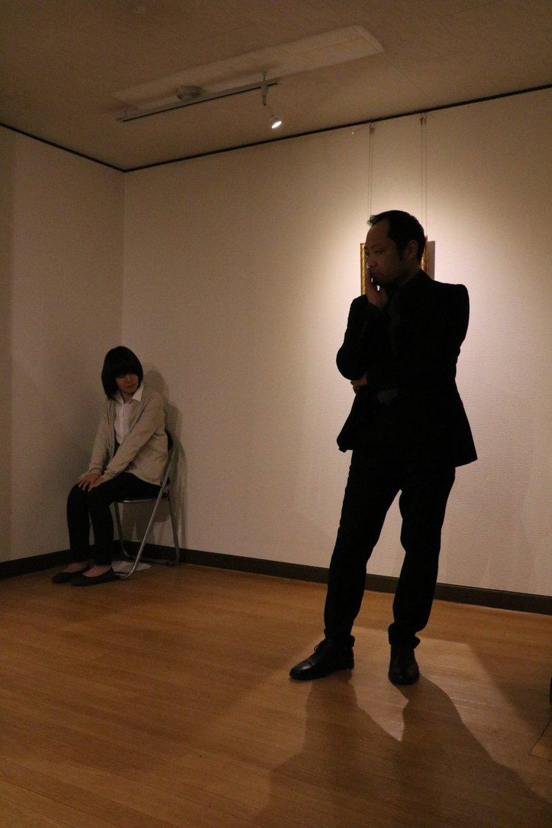 test ツイッターメディア - 明日24日より!【dracom情報*公演】2.24sat-3.2fri『gallery #2』dracomレパートリー作品を新たな台詞と構成による再創作。写真のように、大人な味わいに(???)[会場] @OPA_Lab (最寄:JR京都線千里丘駅)[ご予約] https://t.co/sVXtRPQtvH [詳細]dracom-web▶︎ https://t.co/u1R6iJ346H https://t.co/L7As4OIBeI