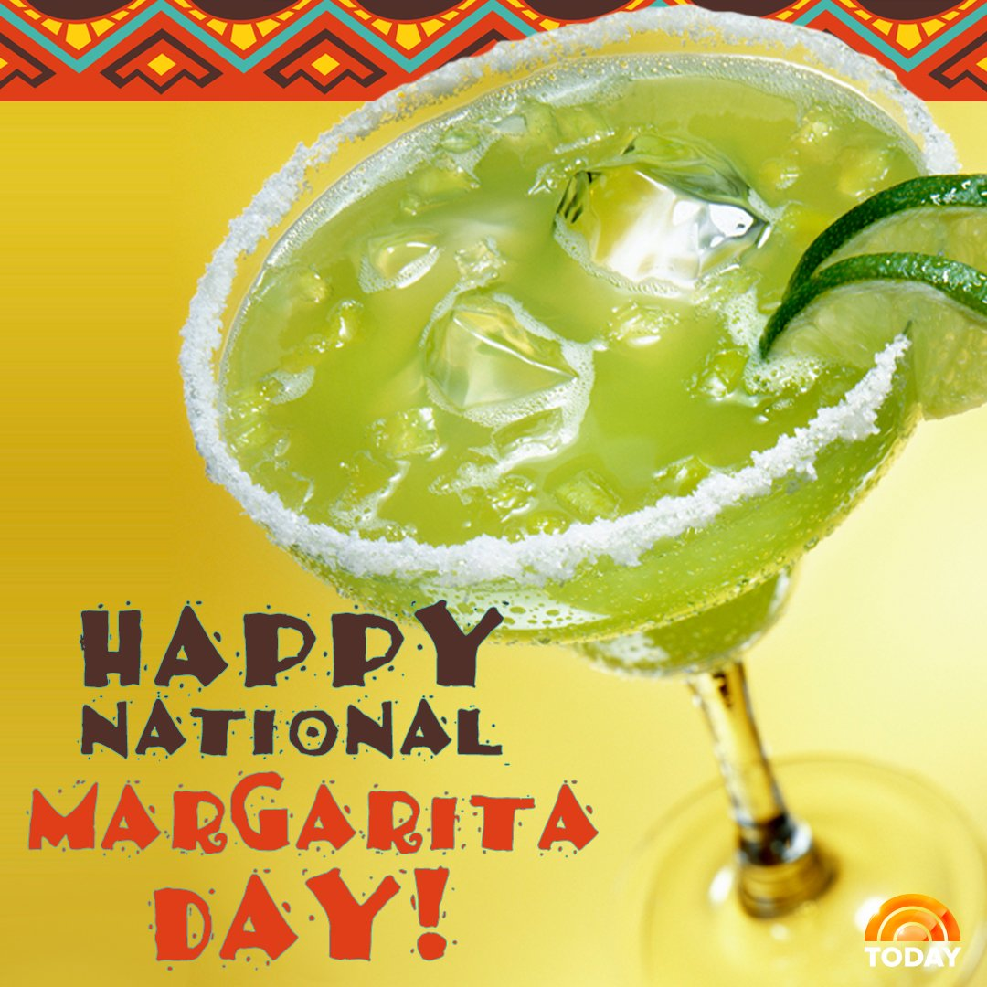 National Margarita Day - TwiTre - Today's Latest Retweets of Popularity Soaring【Twitter】