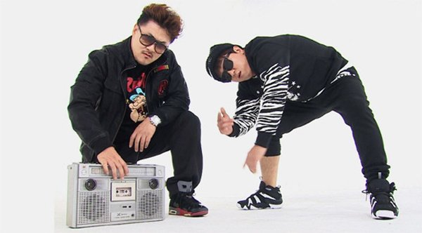 Image result for doni and coni weekly idol