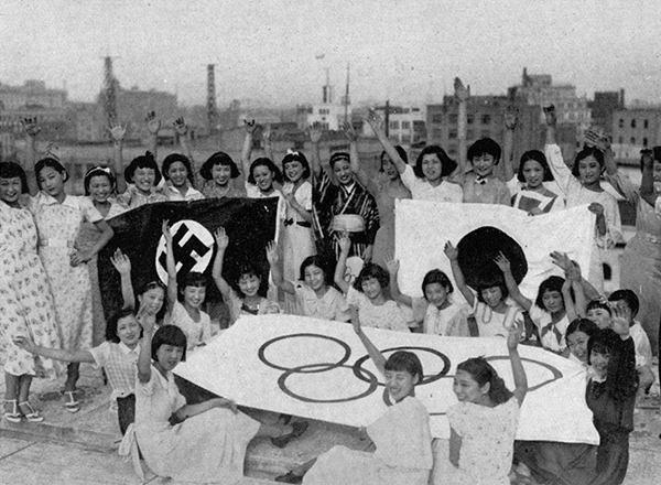 Berlín-Tokio Olimpiadas