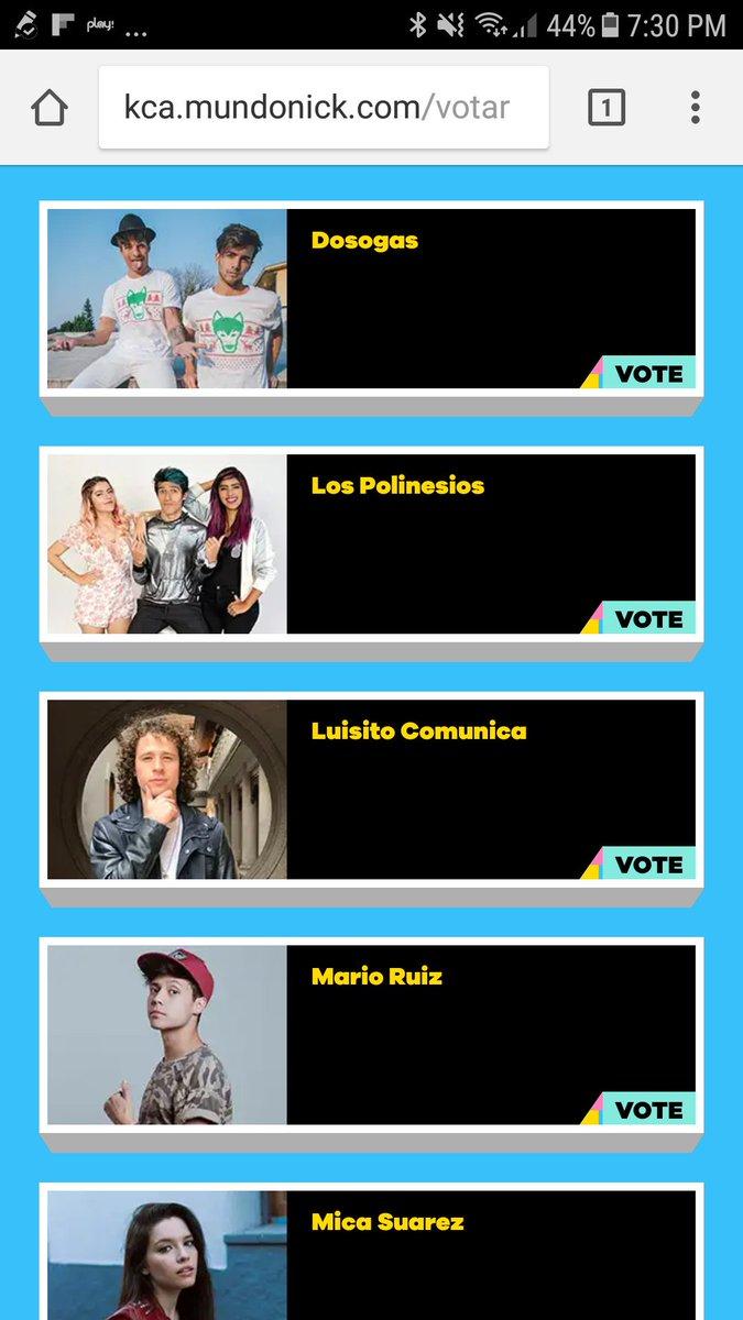 Mundo Nick Kca Votar : mundo, votar, Ruben, Dario, Marquez, Ayala, Twitter:,