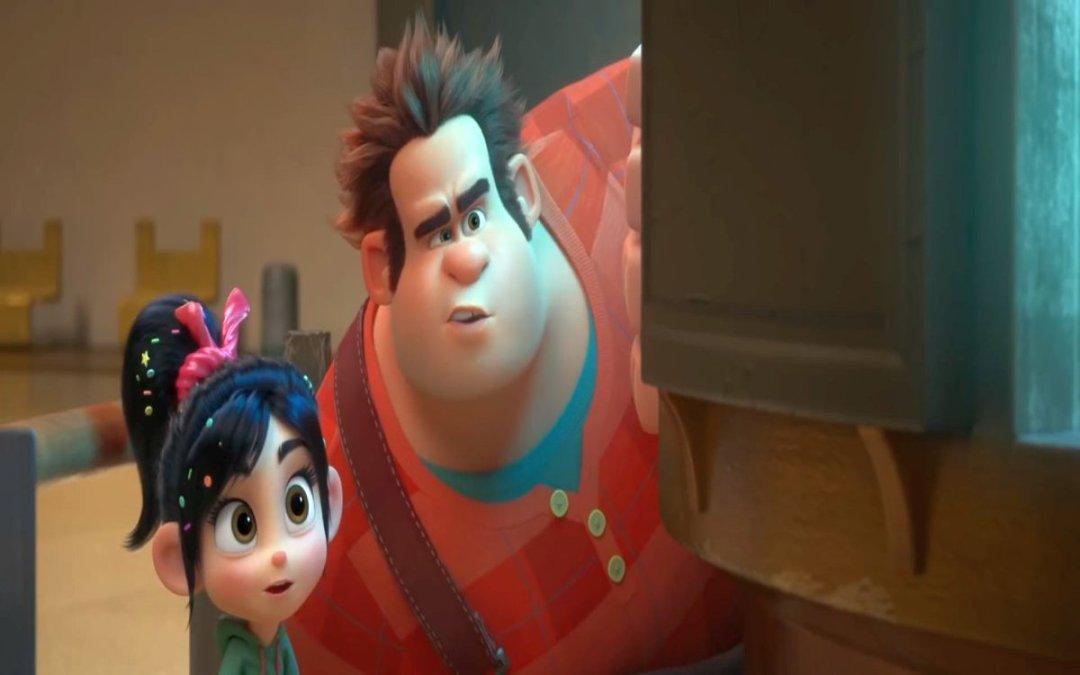 Ralph Breaks the Internet: Wreck-It Ralph 2 Teaser Trailer Loaded In