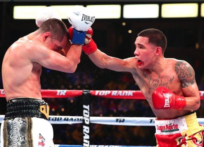 Oscar Valdez vs Scott Quigg