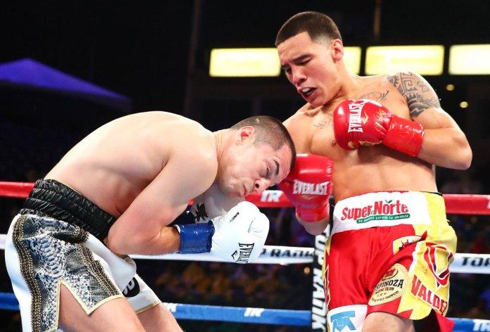 Scott Quigg vs Oscar Valdez pelea completa