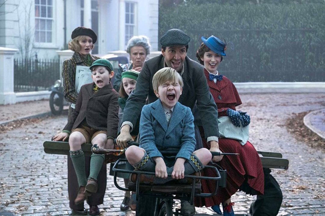 Mary Poppins Returns Teaser Trailer Arrives