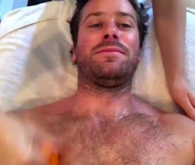 Gsn On Twitter Armie Hammer Shares His Pre Oscars Beauty Regime Including Weirdly Sexy Chest Waxing Video Https T Co Kgufm1mpuw