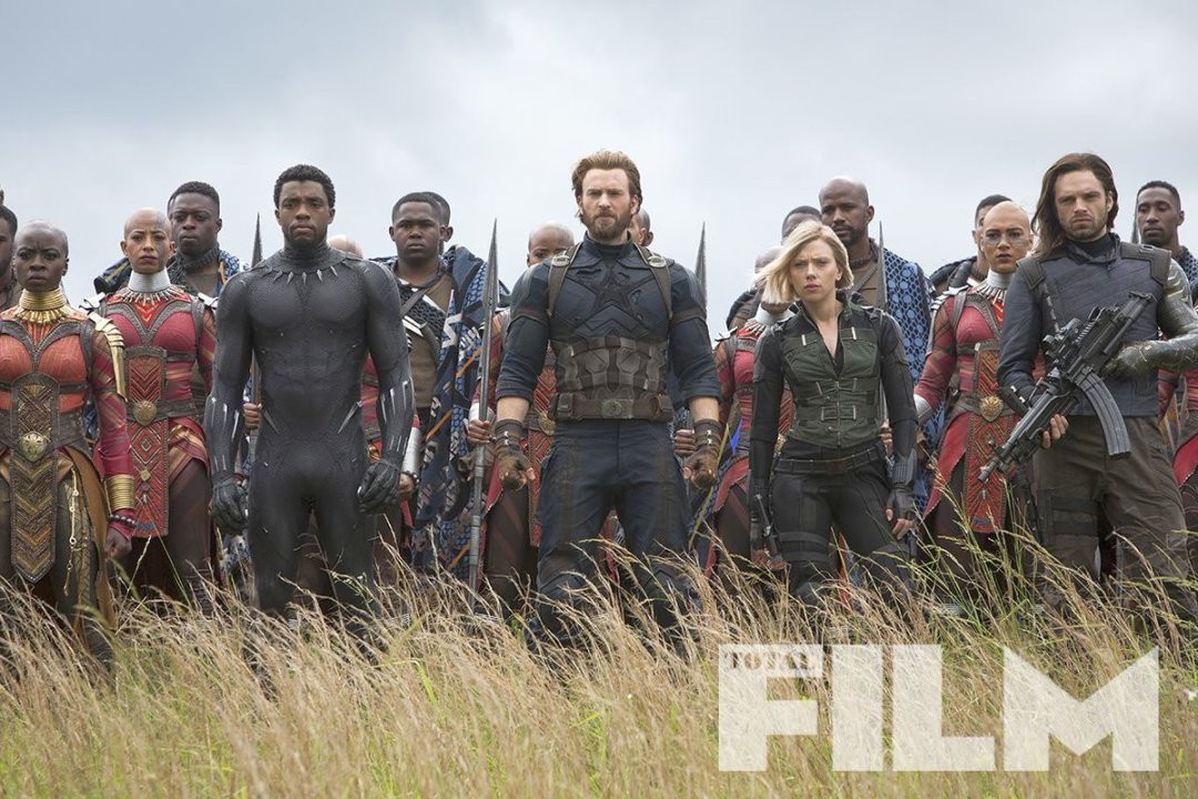 Avengers Team Up With King Of Wakanda In New Avengers: Infinity War Photo