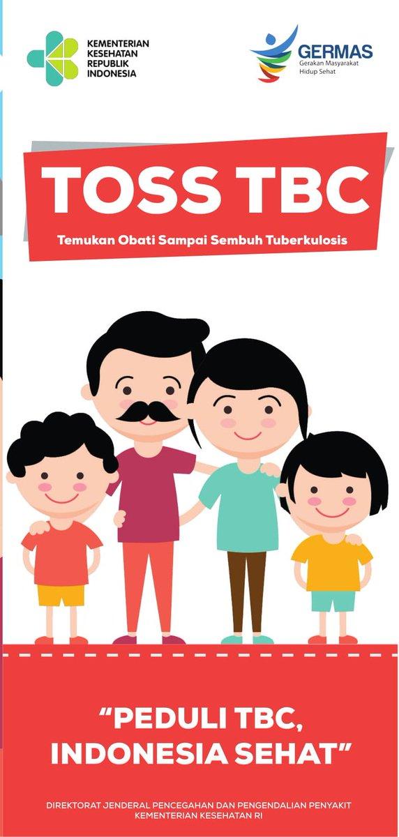 """Animasi Keluarga Sehat : animasi, keluarga, sehat, Kemenkes, Twitter:, """"Bila, Menemukan, Gejala, #TBC,, Segera, Periksakan, Fasyankes, Terdekat., GRATIS, #AyoTOSSTB, #SehatPedia…"""