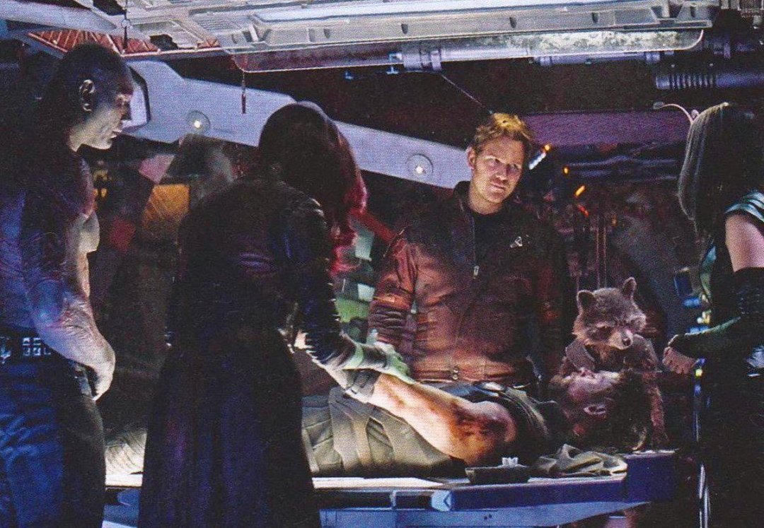 Avengers: Infinity War Photos