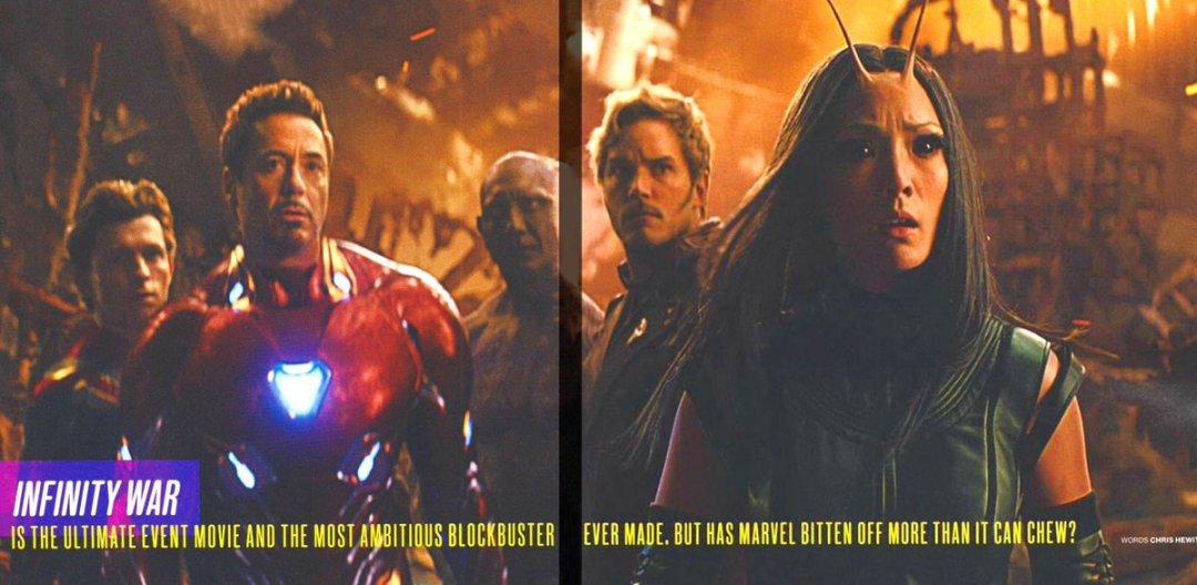 Avengers & Guardians Unite