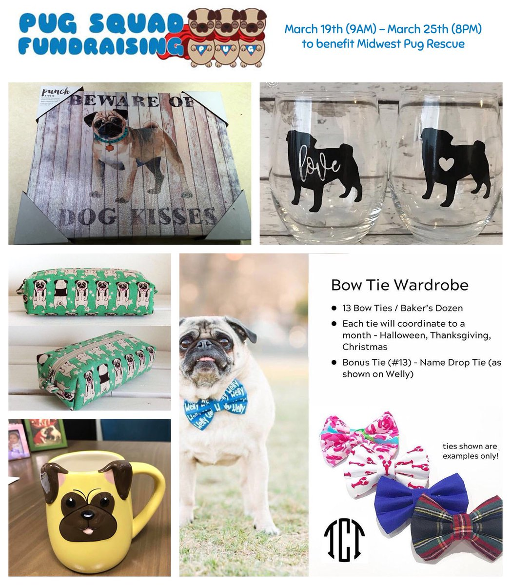 pugsquadauction hashtag on twitter