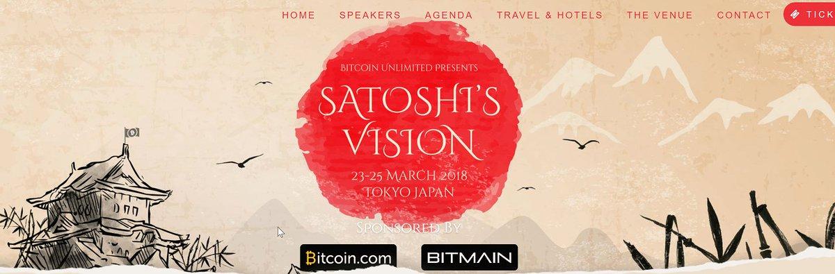 test ツイッターメディア - 仮想通貨まとめABC : 明日(3/23)から東京でビットコイン・キャッシュのイベントSatoshi's Vision開催 https://t.co/1yTzoAyf3X https://t.co/AOV1SGZFKm