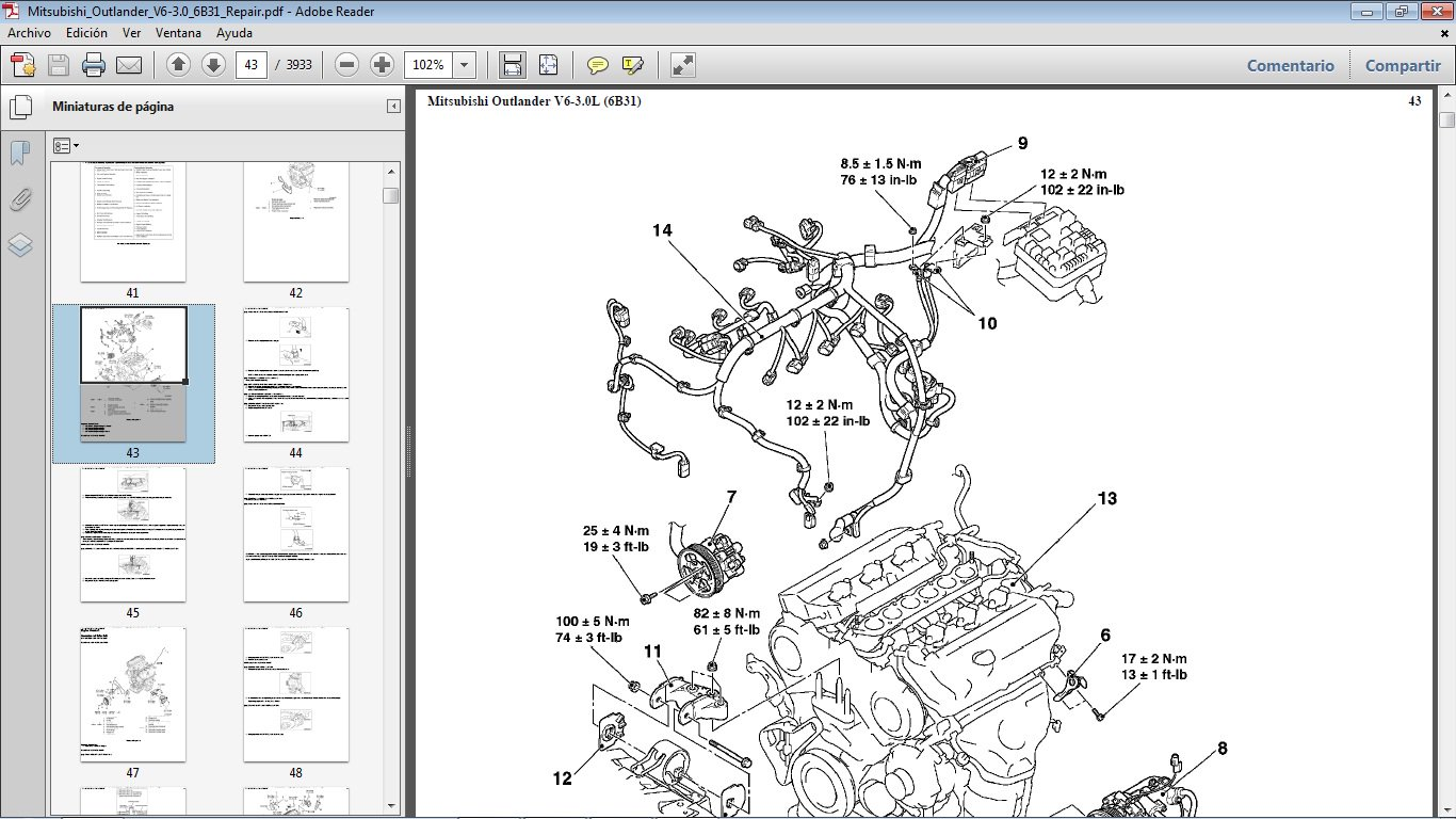 hight resolution of dodge 3 0 engine diagram wiring librarymitsubishi 3 0 engine diagram heater complete wiring diagrams