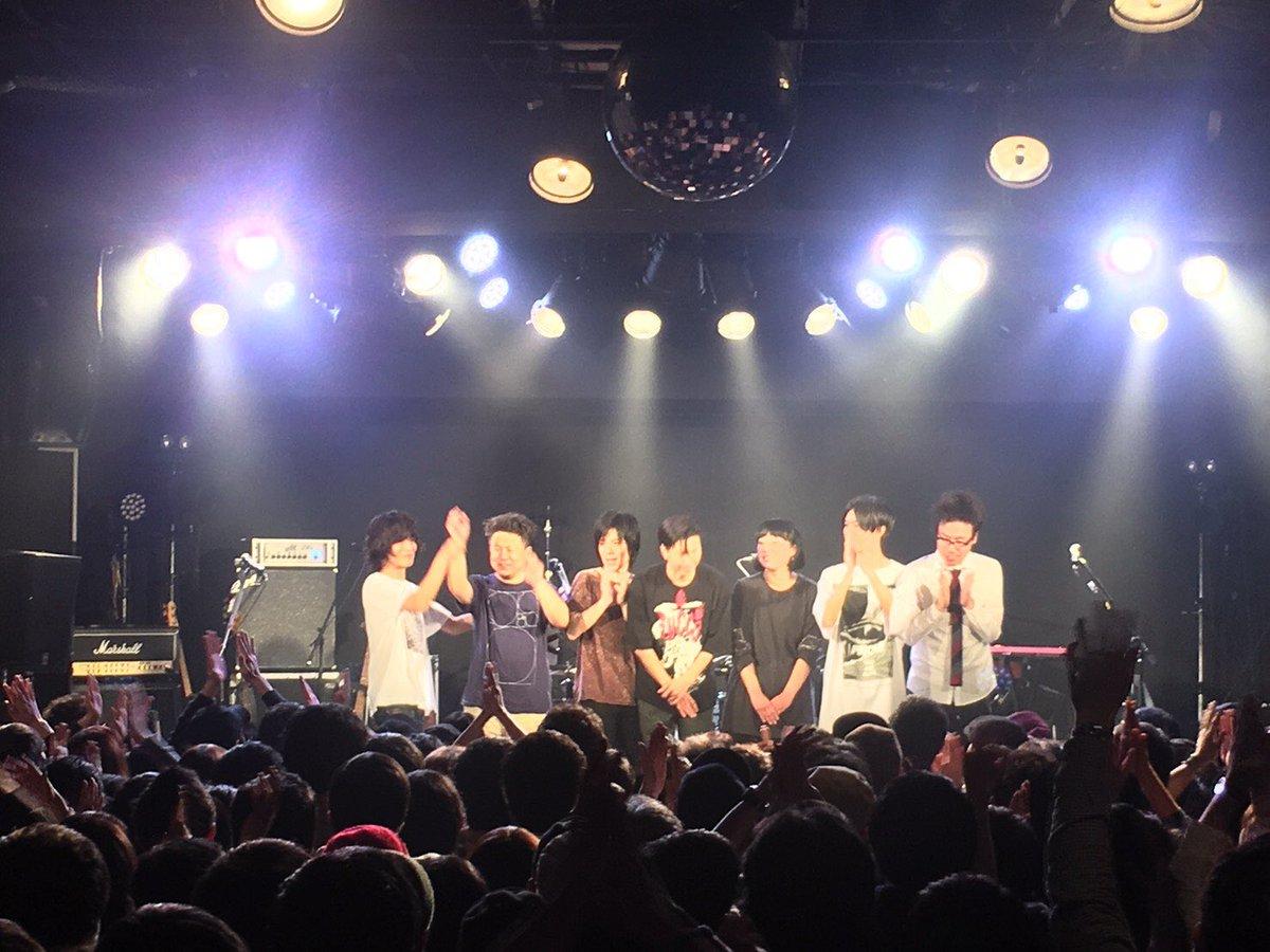 test ツイッターメディア - くるり ライブツアー「線」 金沢公演終了しました! ご来場の皆さま、ありがとうございました! 次は鹿児島です! https://t.co/mTalw4KUE8