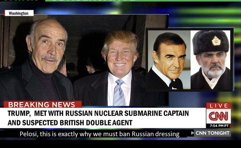 CNN BREAKING NEWS – The Burning Platform