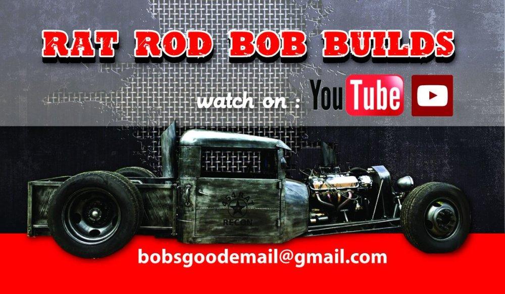 medium resolution of rat rod bob builds