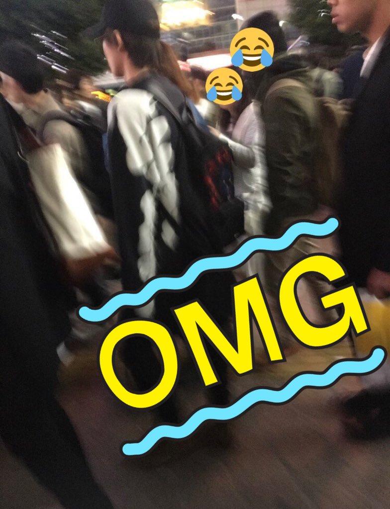 test ツイッターメディア - 去年のハロウィンで廉くんが渋谷におった時の写真                #永瀬廉  GIVENCHY....😂✨            ↓↓ https://t.co/oEcLphq4HH