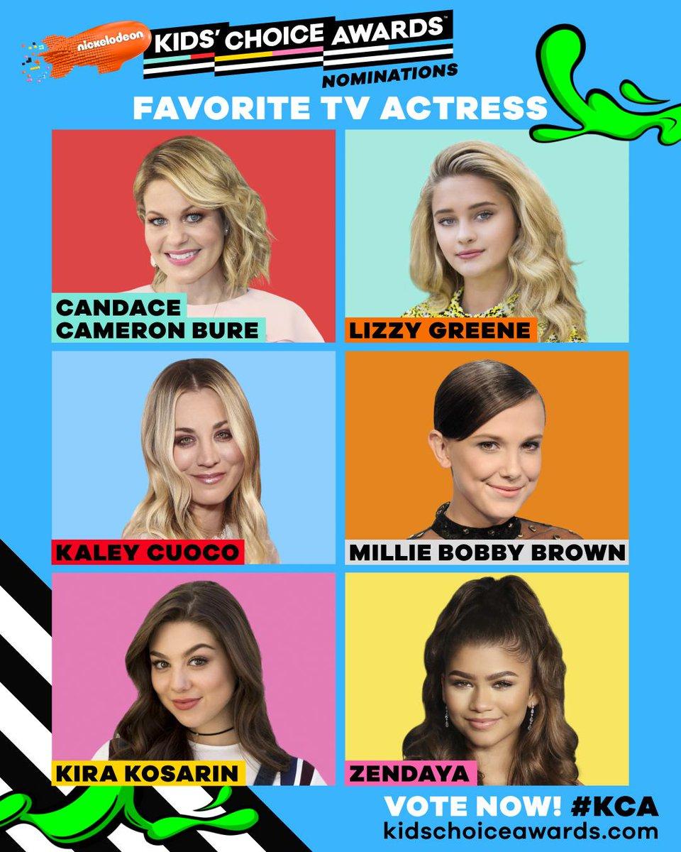 Nick Com Kca Vote 2018 : Nickelodeon, Twitter:,