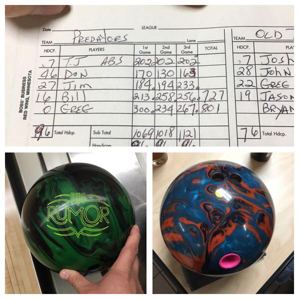 test Twitter Media - Greg Medrano shot 300 last night with his Hitman and capped off the night with his first 800 series! Congratulations, Greg! https://t.co/NGDjTyXDfm
