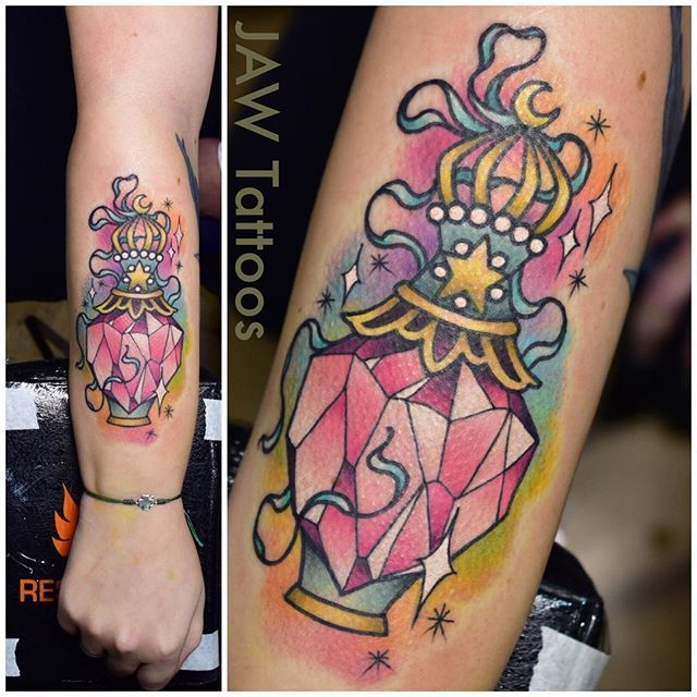 Sailor Moon Inspired Tattoos