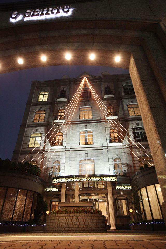 test ツイッターメディア - @masuiakiyo オ・セイリュウは「大阪の迎賓館」とも呼ばれ、最高レベルのおもてなしが期待できます。 https://t.co/hYC4qFKGEy