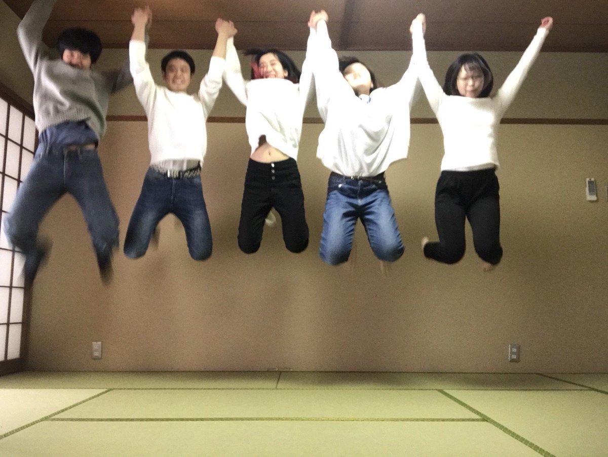 test ツイッターメディア - 5人で長野にスノボ🏂行ってきた!!グループ名はない😂 初めてのスノボだったから転びまくったけどすぐ滑れるようになって楽しかった!初めてたーくんの友達の片山くんに会ったけど、今やもう雄斗って呼べるほど仲良くなれた💮 帰りには富岡製糸場に寄ってくれた!  次はこの5人でディズニー🐭🏰 https://t.co/uGeME3Pni0