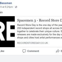 Spacemen 3's Bassman On Last Year's Record Store Day Boycott, 2018 RSD UK 'Taking Drugs...' Reissue And His Latest Projects
