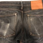 Denimrepaircom On Twitter Pocket Repair On This Unbranded Selvedge Jean Denim Denimrepair Repairdenim Jeans Jeansrepair Selvedge