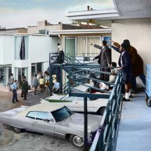 50 Years Assassinated Lorraine Motel In