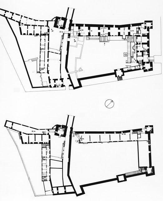 Castle Link Del Schaltplan