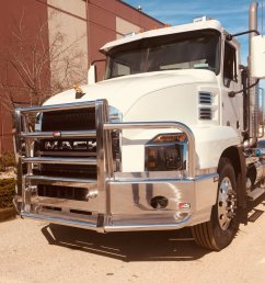 ali arc industries on twitter we are excited to introduce the aliarc upfrontprotection bumper for the new mack anthem order yours today from your  [ 1200 x 900 Pixel ]