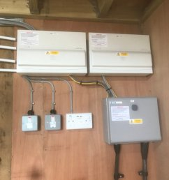 separate plant room for solar pv controls and ground source heating within the house thebrightsparkelectricalservicespic twitter com pvrkt54qkz [ 768 x 1024 Pixel ]