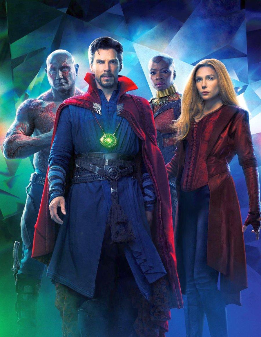 Avengers: Infinity War Magazine Covers