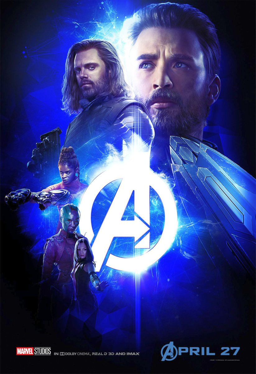 Avengers: Infinity War Posters