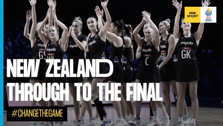 Image result for england loses to new zealand netball