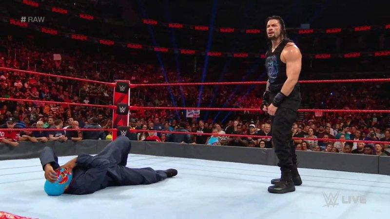 Resultados Monday Night Raw 08/07/2019: El compañero sorpresa de Roman