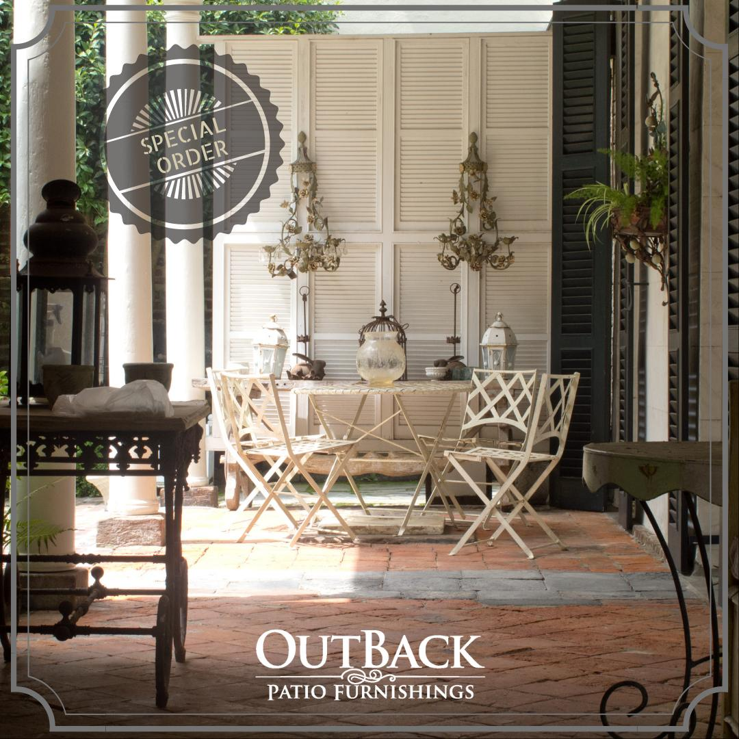 outback patio furnishings