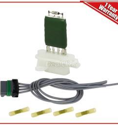 ends on https www xkoop com heater blower motor resistor w plug for 04 08 colorado 03 06 canyon 15218254 utm source dlvr it utm medium twitter  [ 1200 x 1200 Pixel ]