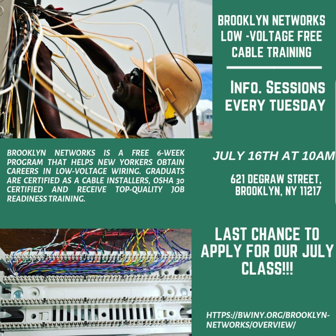 hight resolution of  training teaches you to install wiring for telephone and internet join us at our final info session on tuesday 7 16 at 10am to launch your career