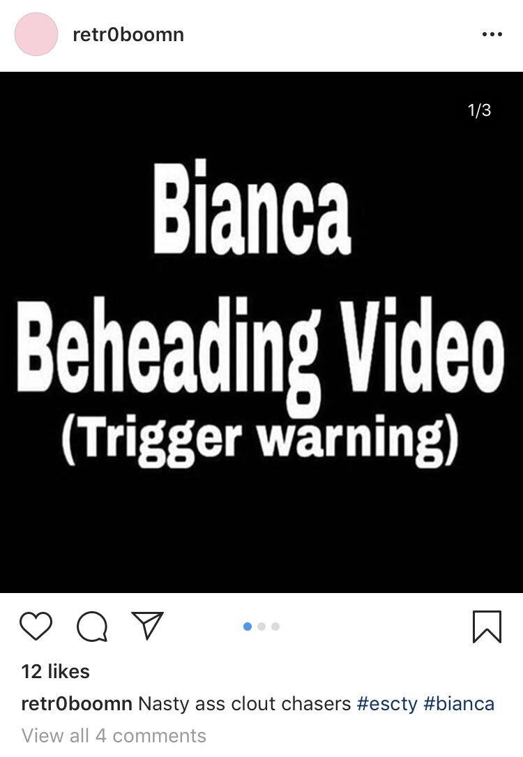 Bianca Devin Death : bianca, devin, death, Morgan, Twitter:,