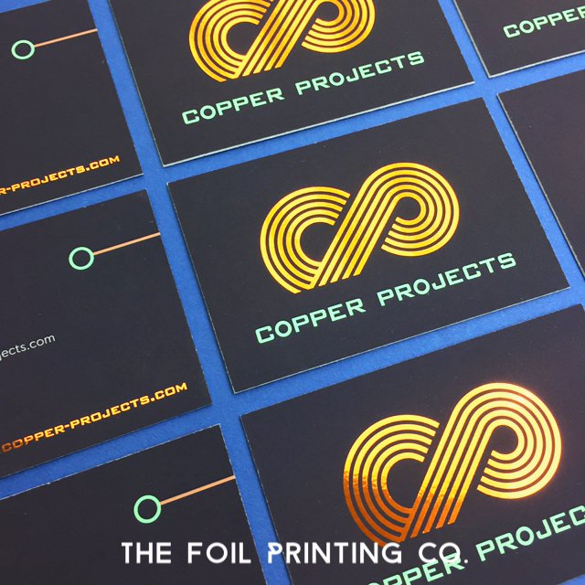 the foil printing co