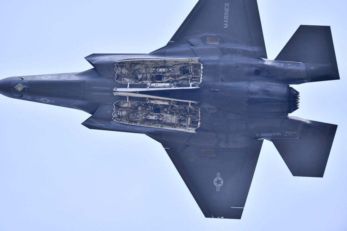 test ツイッターメディア - 2019.05.05 岩国基地フレンドシップデー風景⑩ F-35B デモ飛行  #ファインダー越しの私の世界 #写真撮ってる人と繋がりたい #写真好きな人と繋がりたい #カメラ好きな人と繋がりたい #photographer #風景 #旅客機 #航空機 #岩国基地 #フレンドシップデー #岩国基地FSD #戦闘機 #F35B #ステルス戦闘機 https://t.co/i5E5pu5zdU