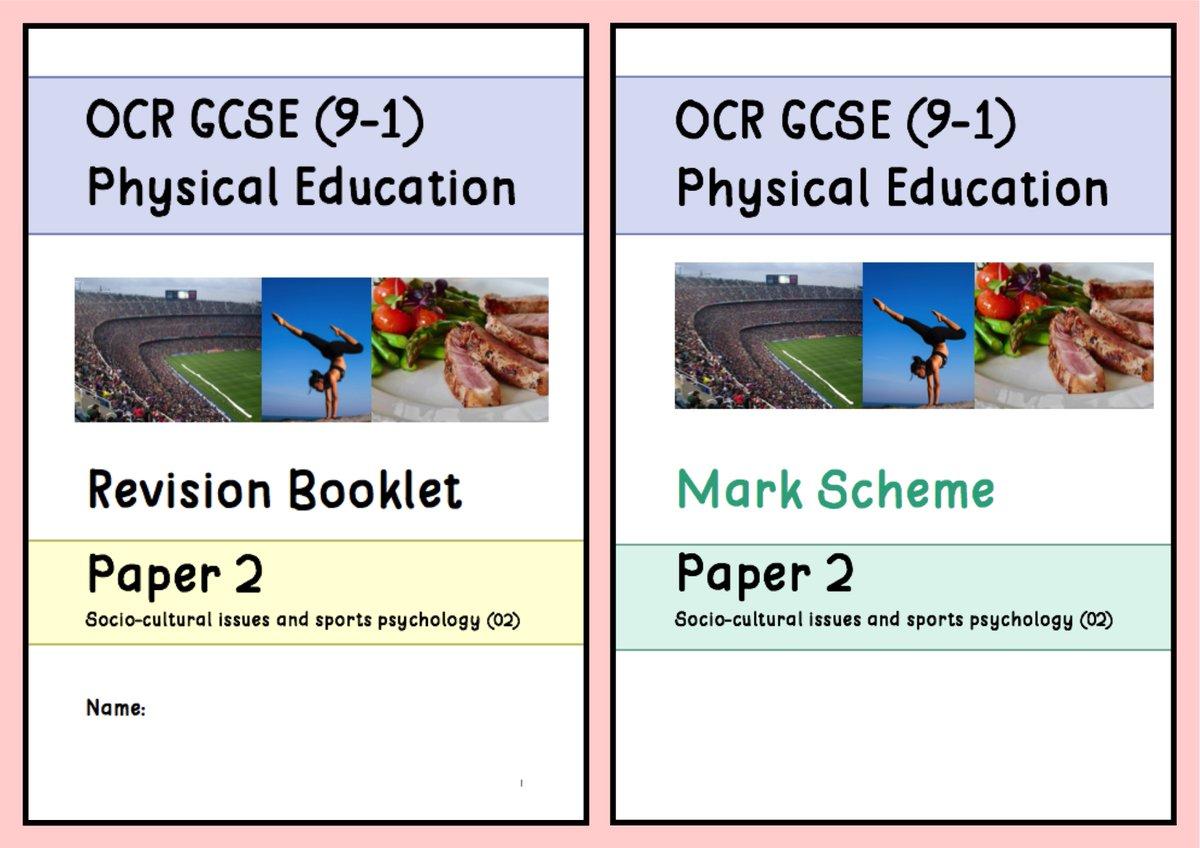 Aqa English Language Paper 1 And Paper 2 Revision Mats