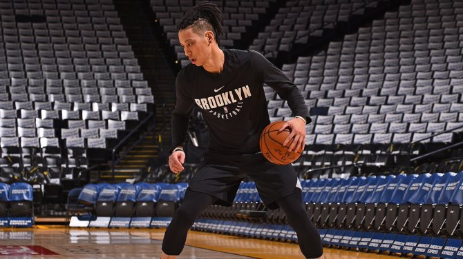 Don't bet against @JLin7  Sean Marks believes Jeremy is determined to get back to his best  Story » https://t.co/kvMBdLfBfo
