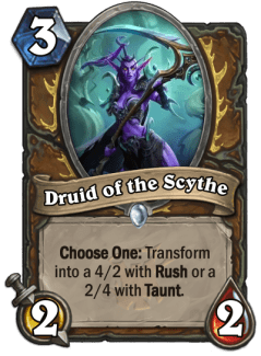 Druid of the Scythe(仮称)