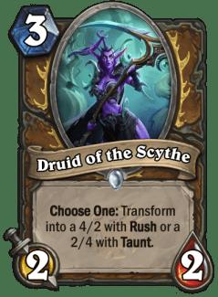 Druid of the Scythe(仮称)