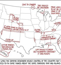 by xkcd map world country population cartography geography earth globe people planet history economy usa america design border fix  [ 1080 x 778 Pixel ]