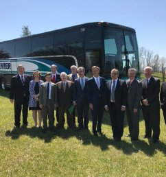 tnwilllead https www tn gov ecd news 2018 4 12 governor haslam commissioner rolfe announce van hool nv to establish first us manufacturing facility in  [ 1200 x 900 Pixel ]