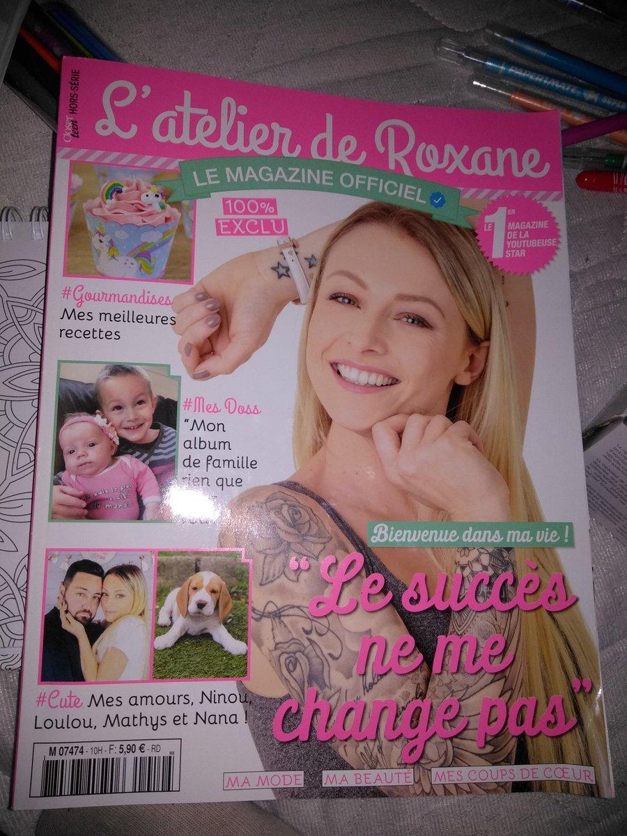 L'atelier De Roxane Et Loulou : l'atelier, roxane, loulou, Emilie, Twitter:,